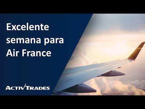 Video Análisis: Excelente semana para Air France