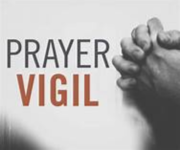Prayer Vigil in Abingdon