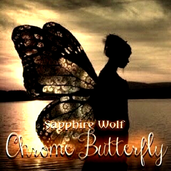 CHROME BUTTERFLY
