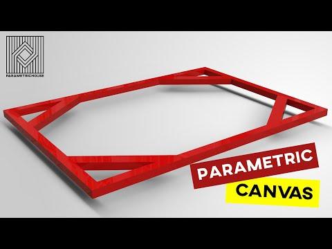 Parametric Canvas