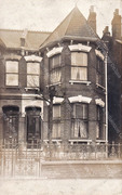 7 High Road Wood Green, Before the Shops, c1914