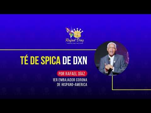 TÉ DE SPICA DXN / Rafael Diaz