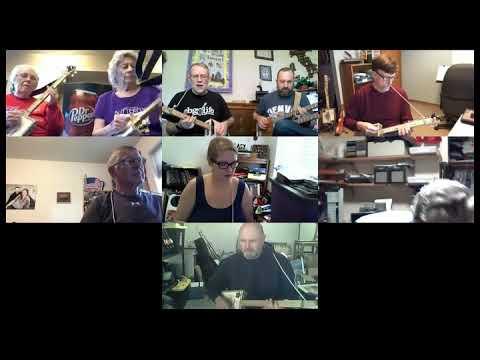 Brady Bunch Theme Song: 3-String Cigar Box Guitar