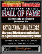 0053-HOFRA - Randall Rutledge  Certificate