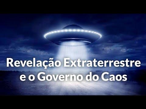 Revelação Extraterrestre e o Governo do Caos (Urandir Fernandes Oliveira)