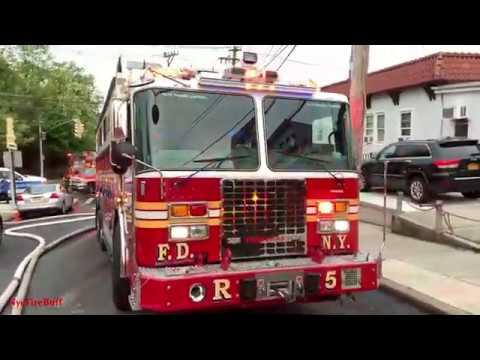 New FDNY Rescue 5
