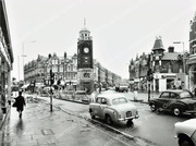 Crouch End Broadway 1975 - when Gails was a Kentucky!