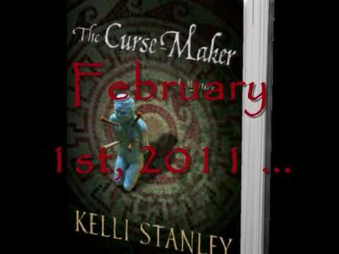 The Curse Maker Book Trailer