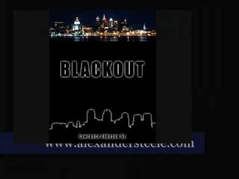 Blackout an Alexander Steele Mystery Book Trailer