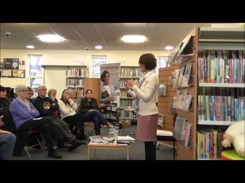 Writing routines, choosing characters names, choosing titles - writing a novel - Pauline Rowson