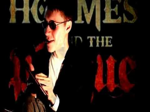 "Ross K Reviews ""Sherlock Holmes and The Plague Of Dracula"""