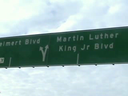 Martin Luther King Day 2009