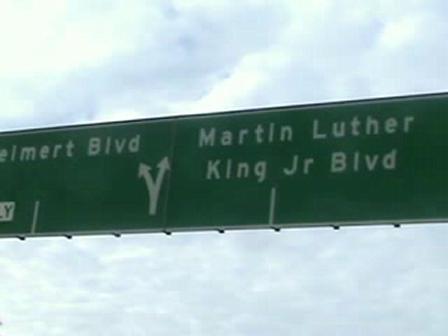 MLK Day 2009 LA
