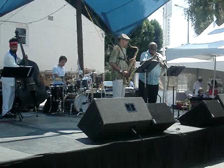 Smooth Jazz in Leimert Park
