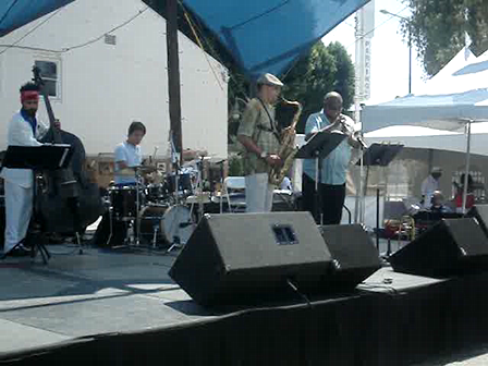 Smooth Jazz in Leimert Park