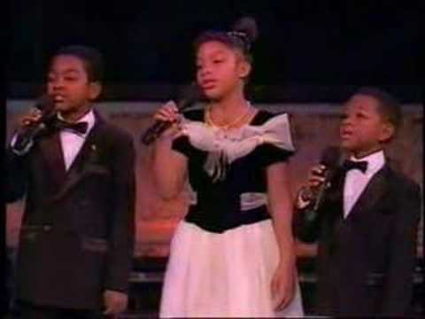 The Allbritton Singers (Apollo Kids)