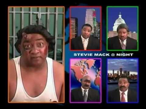 Character Reel - Stevie Mack (21 Characters)