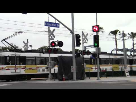 Damien Goodmon on the Expo Line