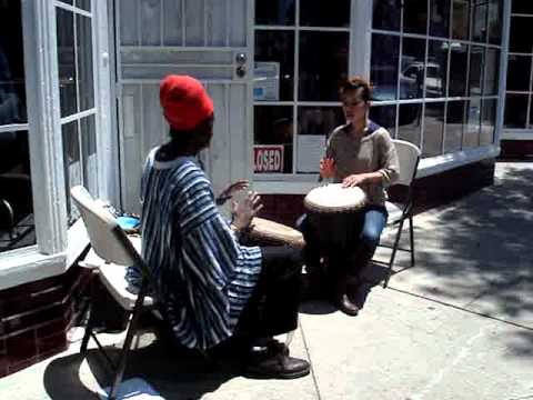 Juneteenth Leimert Park 6/17/2012