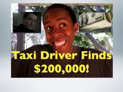 Taxi Driver Finds $200,000 Only Gets $2000 Reward?