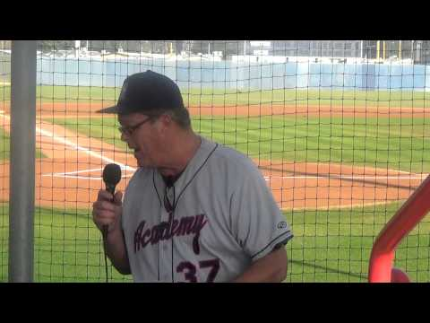 MLB Urban Youth Academy Compton_Dave Frost on Acadmy resolutions 2014