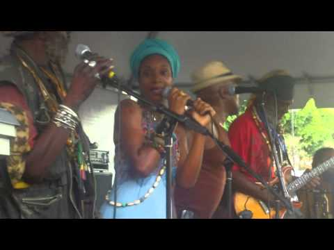 Wadada performs at Leimert Park Village African Art and Music Labor Day Festival 2014