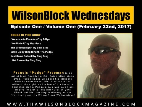 WilsonBlock Wednesdays (Episode 1 / Volume 1) February 22nd, 2017