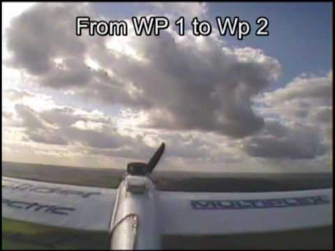 ArduPilot tested successfully on Easyglider