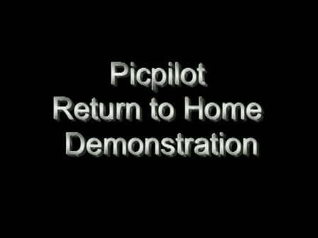 Picpilot Return to Home Test