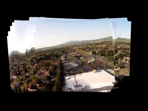 Timelapse 262ft over Pleasanton