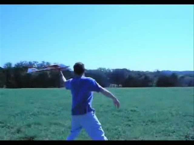 AttoPilot - TriCopter and G-force AutoLaunch Testing