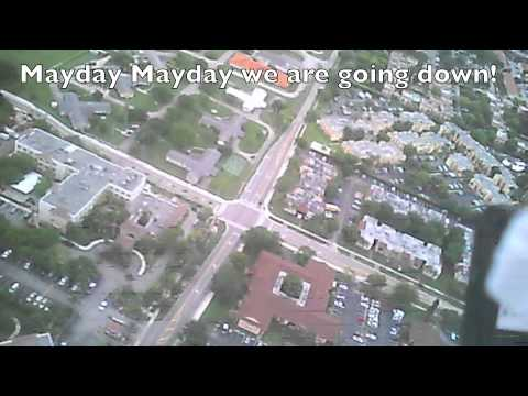 Video Piloted R/C Airplane (Drone) crashed and almost Stolen - 1.5 miles out
