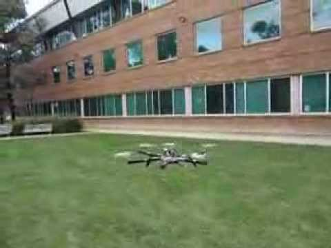 Hexacopter Flight # 1