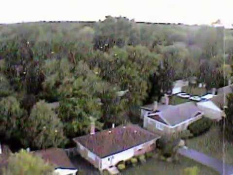 DIYDrones Hexacopter test/tuning (FPV) flights