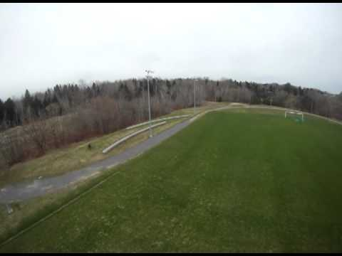 First FPV Flight