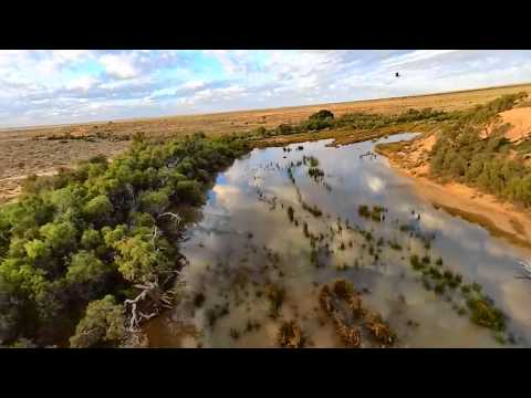 MyFirstFPV - Simpson Desert in Central Australia