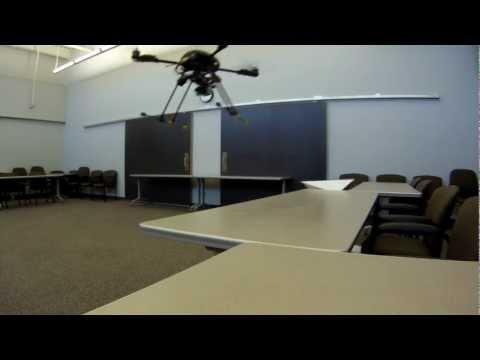 Bumblebee Quadcopter and GoPro Onboard