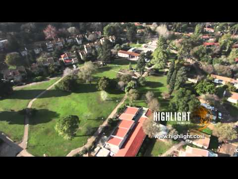 Israel aerial footage: show reel of HD footage taken by a drone - hexacopter
