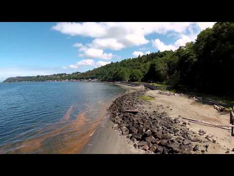 FPV Flying at Seahurst Park Burien, WA
