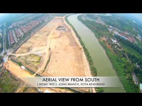 [20130622] HOMETREE (Construction Site Aerial View)