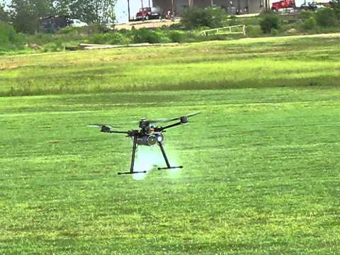 AgCopter Agricultural Hex Copter