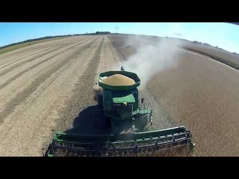 First Day of Harvest 2013