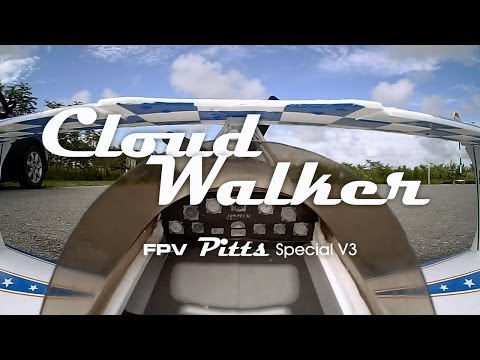 FPV Pitts Special - Cloud Walker