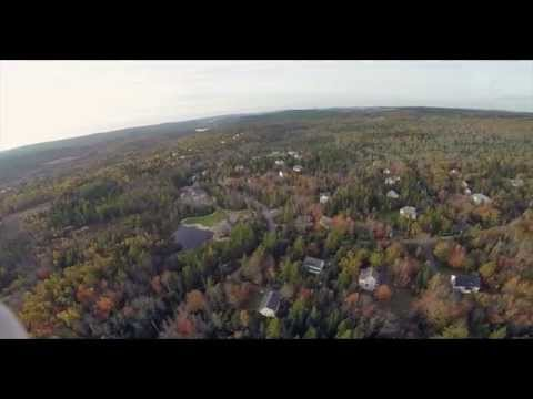 DJI Phantom - Over Tantallon NS
