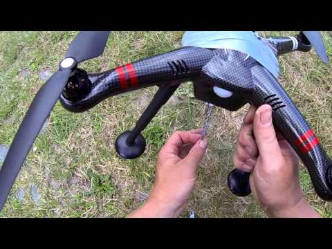 How to launch your fishing line with any drone