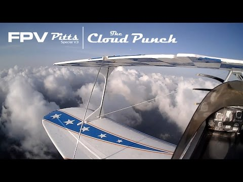 FPV Pitts Special, Cloud Punch 2016