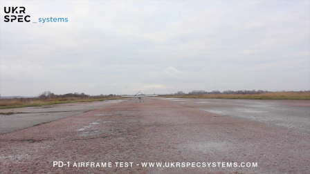 PD-1 airframe test
