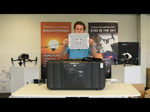 DJI Matrice 200 (M200) Unboxing [Detailed] - ABJ Drones