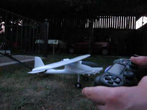 Android based UAV project - Volantex Ranger