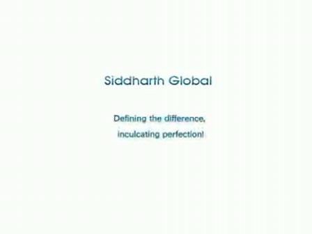 Siddharth Global